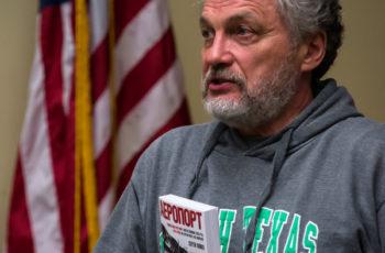 «Война» в Далласе, или Встреча с легендарным журналистом Сергеем Лойко