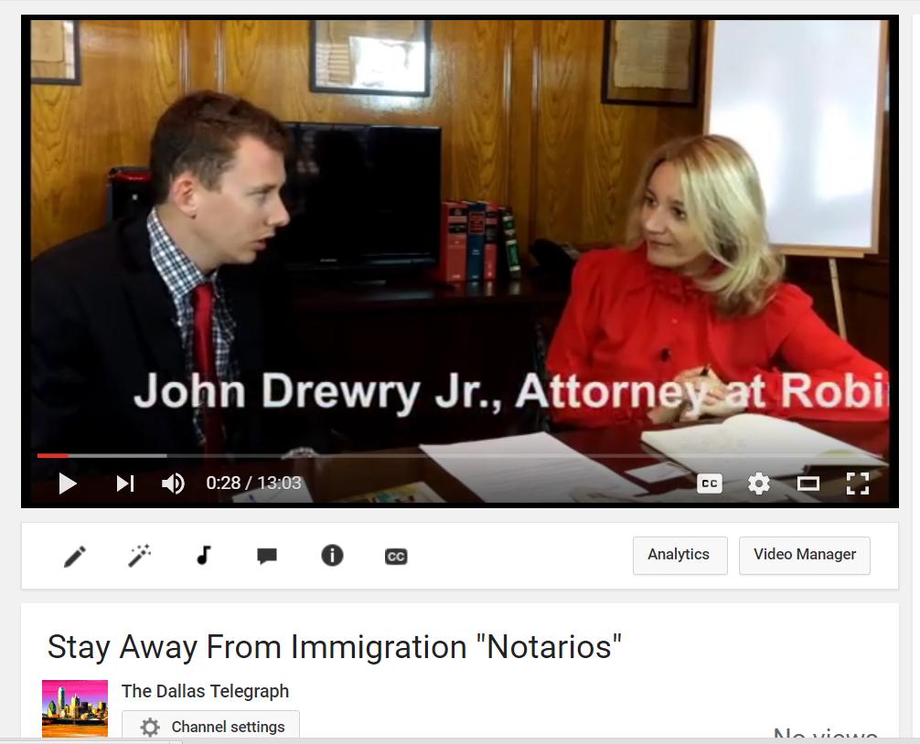 Что нужно знать об иммиграционном мошенничестве нотариусов в США