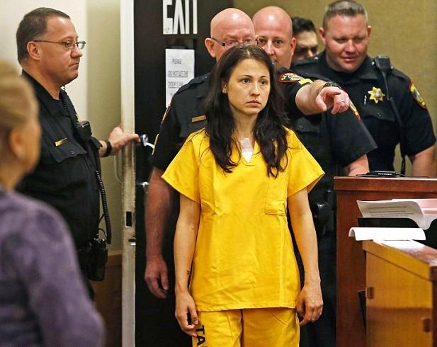 Прокуроры не будут добиваться смертной казни Софии Цыганковой