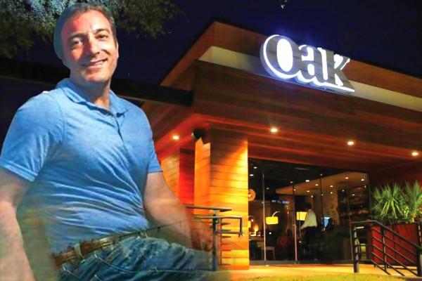 Топовый ресторан Далласа «Oaк» приглашает на изысканный Русский ужин