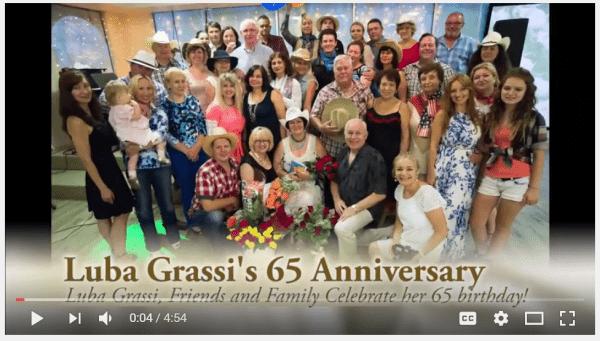 Риэлтор Люба Грасси счастлива и как человек, и как профессионал! И она делится этим счастьем с другими