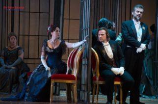 Русская опера с французским акцентом была дана в The Dallas Opera