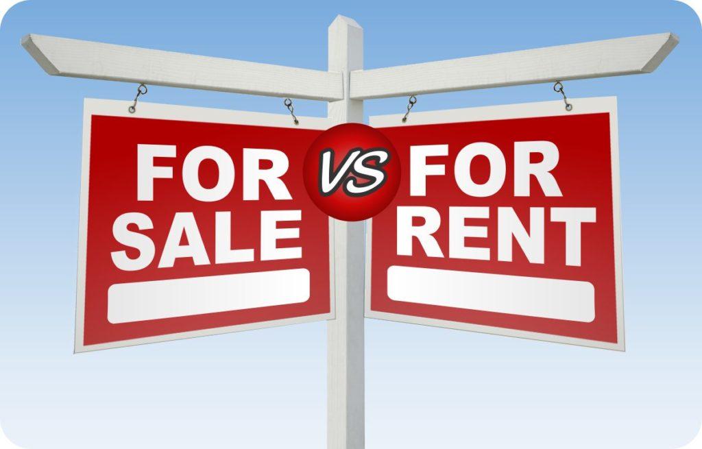 Недвижимость: покупать в кредит или арендовать – что выгоднее?