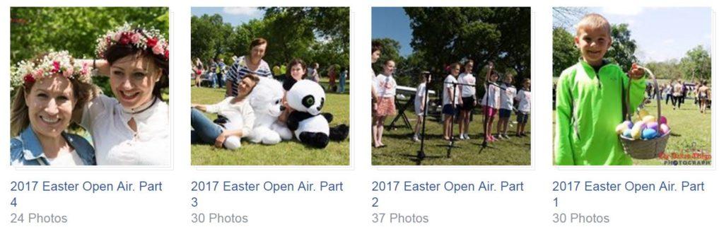 2017 Dallas Easter Open Air