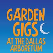 Garden Gigs at The Dallas Arboretum Logo